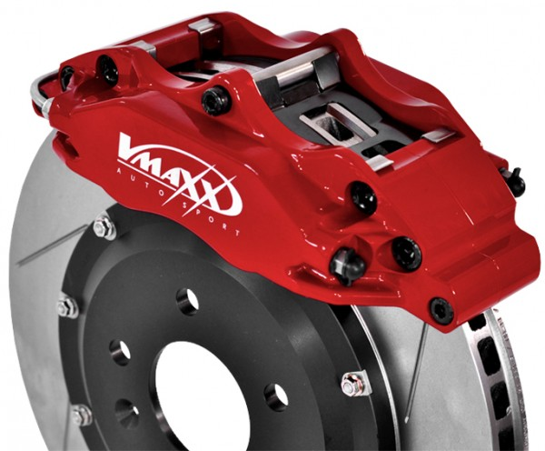 V-MAXX BIG BRAKE KIT Fiat Abarth Punto Evo 199 bis 132kw 330mm 4x100